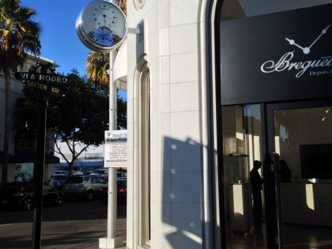 Breguet Boutique Beverly Hills