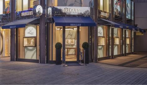 Boutique Breguet Düsseldorf 3