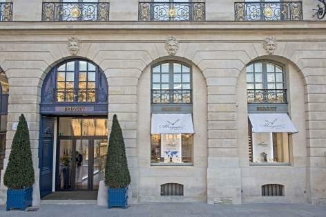 Boutique Breguet Paris 2